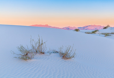 White Sands National Moument, New Mexico, 2014