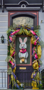 Big Easy Easter Bunny
