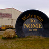 Nome's Gold Pan