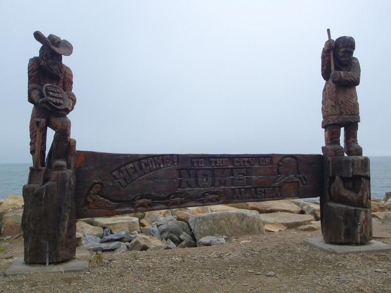 Welcome to Nome, Alaska!