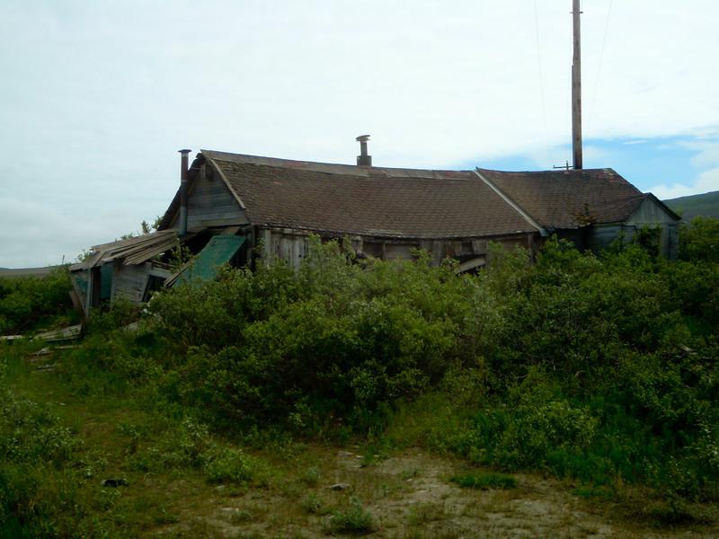 Wyatt Earp's house