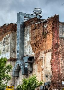 Downtown Asheville, NC, 2013