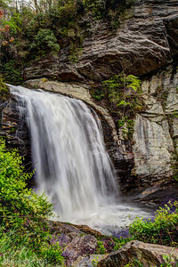 Looking Glass Falls, NC, 2013