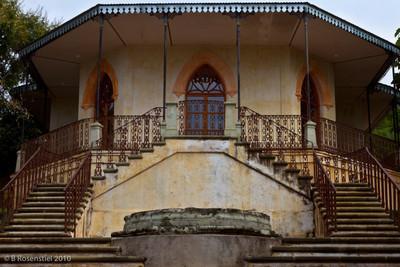 Cultural Center San Augustin Etla, Oaxaca, MX, 2010