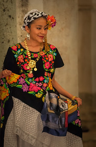 Guelaguetza, Oaxaca, Mexico, 2012