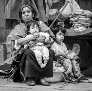 Grandma Oaxaca, Mexico, 2012