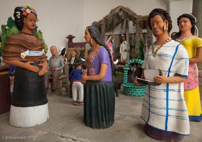 Gathering Oaxaca, Mexico, 2012