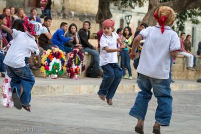 The Dance Oaxaca, Mexico, 2012