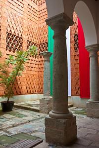 Courtyard, Oaxaca, MX, 2010