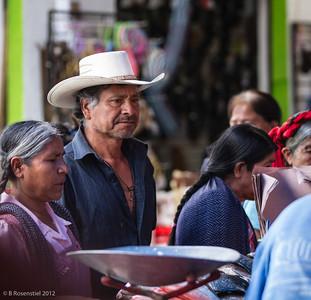Oaxaca, Mexico, 2012