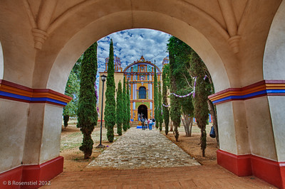 Santa Ana Zegache, Oaxaca, Mexico, 2012