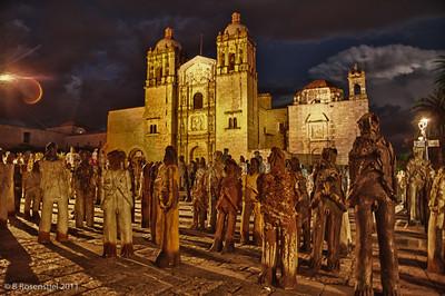 Santo Domingo, Oaxaca, Mexico, 2012