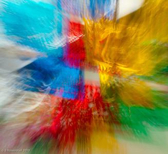 Blurs, Oaxaca, MX, 2010
