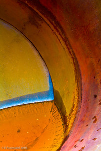 Rusty-water II Still Life, Teotitlan, MX, 2010