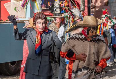 Parade, Oaxaca, Mexico, 2006