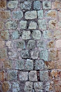 Stone Wall, Oaxaca, Mexico, 2006