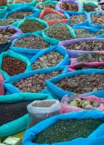 Seasonings, Sunday Market, Tlacolula, Mexico, 2005