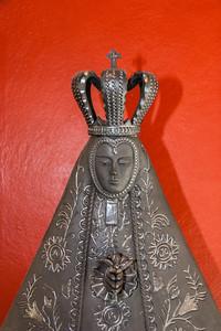 La Virgen de la Soledad, San Bartolo Coyotopec, Mexico, 2005