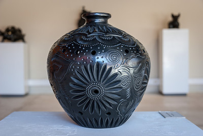 Black Pottery, San Bartolo Coyotopec, Mexico, 2005