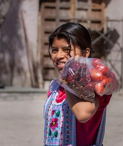 Salsa Fixin's, Sunday Market, Tlacolula, Mexico, 2006