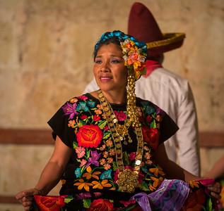 Guelaguetza, Oaxaca, Mexico, 2016