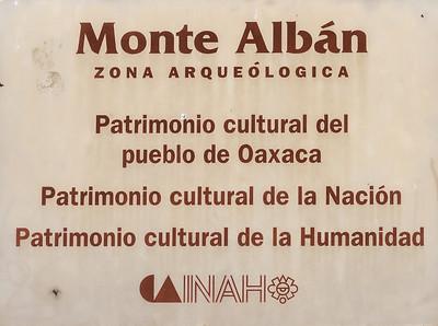 Monte Alban, Mexico, 2016