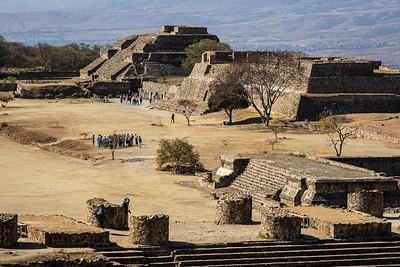 Building of the Danzantes