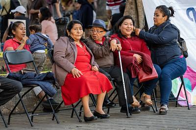 Zócalo, Oaxaca, Mexico, 2020