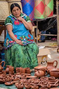 Sunday Market, Tlacolula, Mexico, 2020