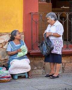 Oaxaca, Mexico, 2020