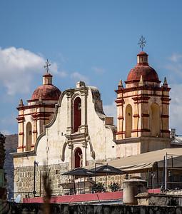 Santo Domingo de Guzmán, Oaxaca, Mexico, 2020