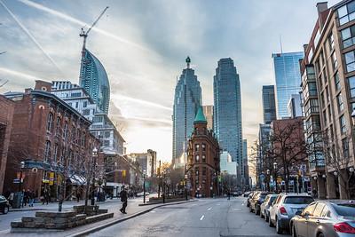 Toronto Flat Iron