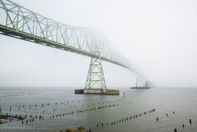 Astoria, Oregon, May, 2012