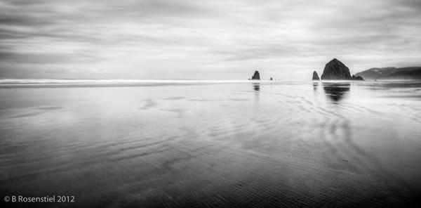 Cannon Beach, Oregon, May, 2012