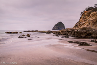 Cape Kiwanda Sunrise, Oregon, May, 2012