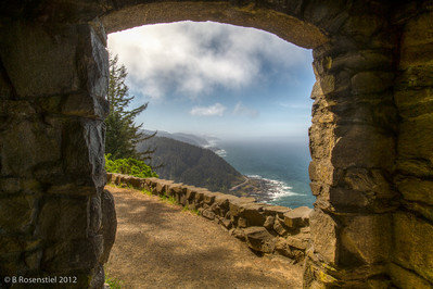 Cape Perpetua, Oregon, May, 2012