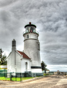 Umpqua Lighthouse, Oregon, May, 2012