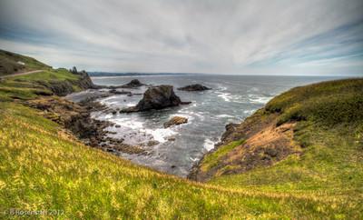 Yaquina Head, Oregon, May, 2012