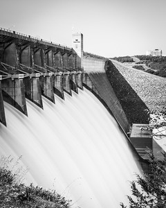 Table Rock Lake Spillway, Branson, Missouri, 2017