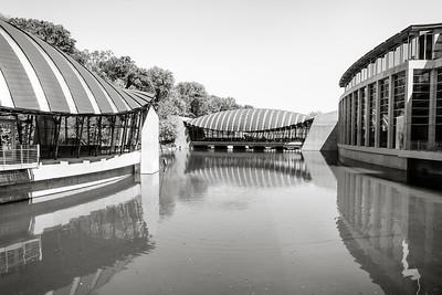 Crystal Bridge, Arkansas, 2017