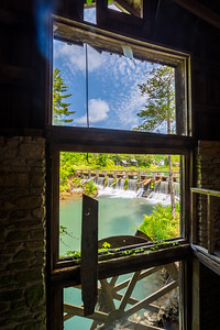 View from the Old Mill