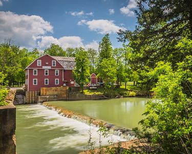War Eagle Mill, Arkansas, 2017