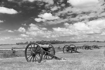 Pea Ridge Military Park, Arkansas, 2017