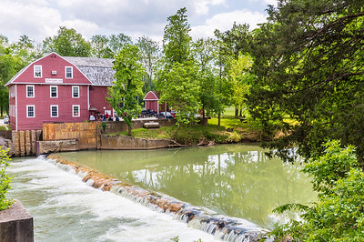 War Eagle Mill, Arkansas, 2017