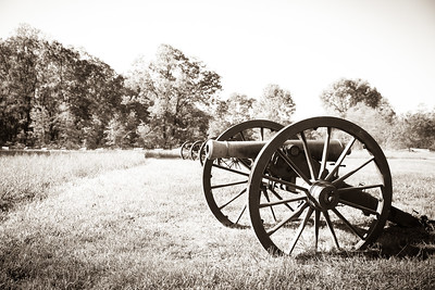 Pea Ridge Military Park, Arkansas, 2017
