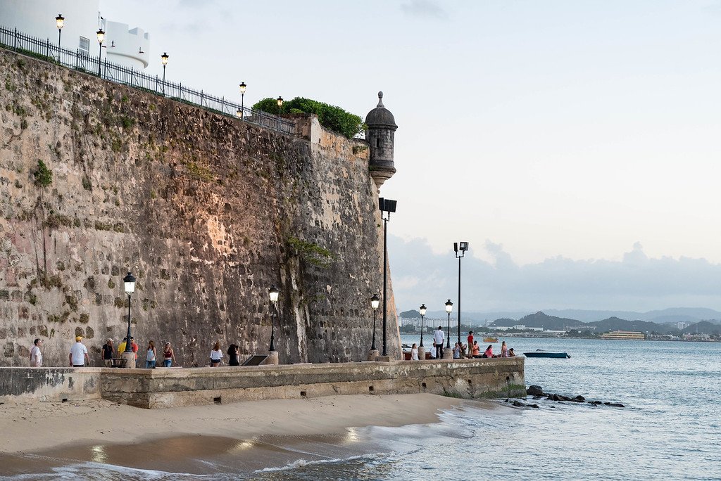 City Wall and La Fortaleza