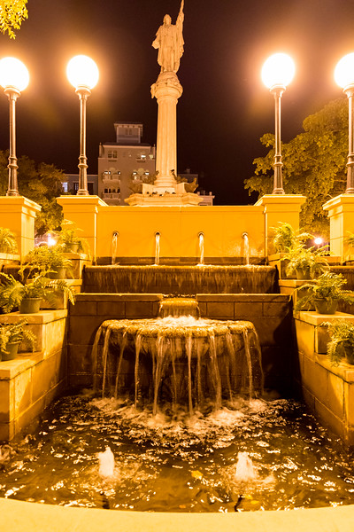 Plaza de Colon, Old San Juan