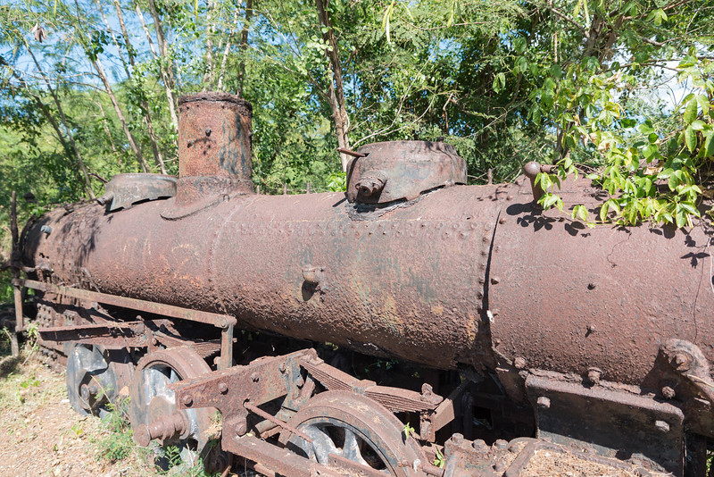 Abandoned Locomotives