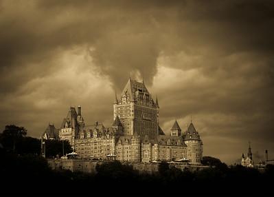 Under Siege, Quebec City, Quebec, 2007