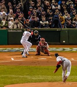 Curve to Damon-1 - Game 3 2004 World Series